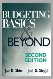 <b>Budgeting</b> Basics and Beyond by <b>Jae K</b>. <b>Shim</b>