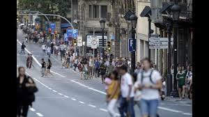 US college teams near Barcelona van attack | KIRO-TV