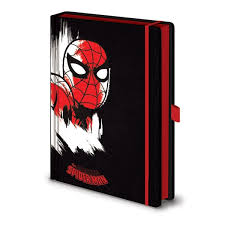 Купить <b>Блокнот Marvel</b> Comics (Spider-Man Mono) A5 Pyramid в ...