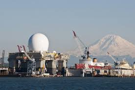 air force enlisted job afsc 3d1x1 client systems sea based missile defense radar view of mount rainier seattle washington usa