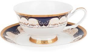<b>Набор чайный Best Home</b> Porcelain Indigo, 200 мл, 12 предметов ...