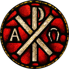 Image result for alpha and omega symbol