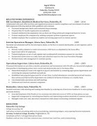 hr resume samples for experienced cipanewsletter human resources specialist resume hr resume samples pdf hr resume