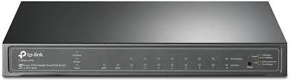 Купить <b>Коммутатор TP</b>-<b>LINK</b> JetStream <b>T1500G</b>-<b>10PS</b>, T1500G ...