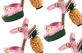 <b>Dolce</b> & <b>Gabbana's pineapple</b> heels | Global Blue