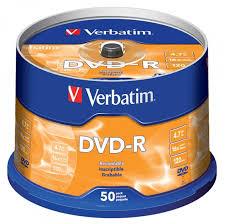 <b>DVD</b>-<b>R 4.7GB 16X</b> - Data Storage