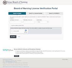 Texas Board of <b>Nursing</b>