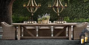 outdoor furniture restoration hardware. outdoor table from restoration hardware furniture r