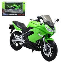 <b>Welly</b> 1:10, <b>модель мотоцикла</b>, <b>мотоцикла</b>, велосипеда, Кавасаки ...