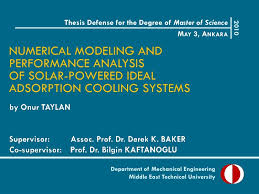Thesis Defense for the Degree of Master of Science     SlideShare
