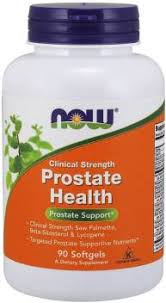 Now Foods <b>Clinical Strength Prostate Health</b> 90 Softgels Price in ...