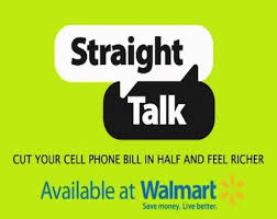 Straight Talk Cell Phone