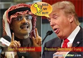 Image result for Trump and saudi Princes