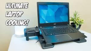 Best <b>Laptop Cooling</b> System + Cooling <b>Pad</b> VS Vacuum Cooler ...