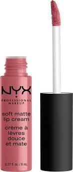 NYX Professional Makeup Soft Matte Lip <b>Cream Матовая жидкая</b> ...