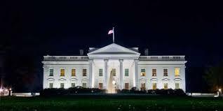 Casa Blanca casi fue pintada de negro