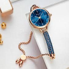 2019 <b>Kimio Simple Women</b> Bracelet Watch Ladies Diamond Crystal ...