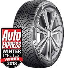 Winter Tyre <b>WinterContact</b>™ <b>TS</b> 860 with Max Braking Performance