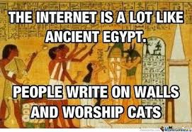 Ancient Egypt by cookieninja - Meme Center via Relatably.com