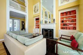 built in bookshelves for living room