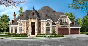Horseshoe Bay House Plans   Home Plans By Archival DesignsHorseshoe Bay House Plan   House Plan   Texas Style   Front