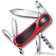 Купить <b>нож перочинный Victorinox</b> EvoGrip10 13 функций (2.3803 ...