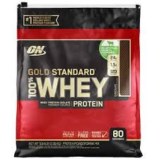 Optimum Nutrition <b>Gold Standard 100</b>% Whey Protein, 80 Servings