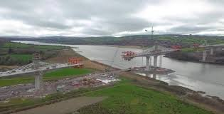 CFCSL The construction of the River <b>Barrow Bridge</b> is advancing ...