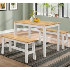 three piece dining set: new york  piece dining set