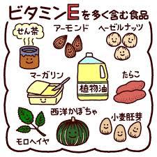 「ビタミンE」の画像検索結果