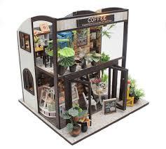<b>Сборная модель</b> Hobby Day румбокс Coffee house (M027 ...
