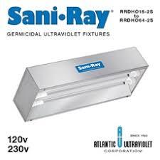 SaniRay <b>UV Air</b> Surface Irradiating <b>High Output</b> Fixtures ...