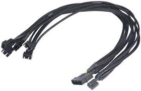 Купить <b>Кабель Akasa</b> Flexa FP5 <b>Silent Smart</b> PWM Braided 45m AK ...