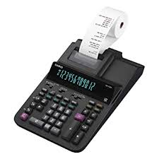 Casio DR-<b>120R</b>-BK Priniting Calculator (Black): Amazon.in: <b>Office</b> ...