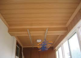 Soffitto In Legno Grigio : Pannelli per soffitti decorativi di legno impermeabili con