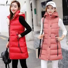 <b>PinkyIsblack Autumn</b> Winter Vest Women Waistcoat 2019 Female ...