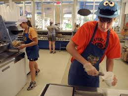 for many teens summer jobs be thing of the past boise state tom auffhammer 17 right scoops ice cream in syracuse n y teens continue to face stiff competition for summer jobs but a downward trend in summer