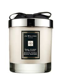 <b>Jo Malone</b> London <b>Sweet Almond</b> & Macaroon Home Candle, 200g ...