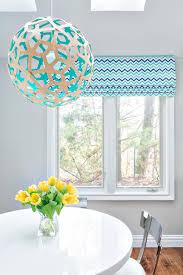 blue kitchen green decor