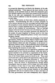 the federalist papers no quote sea of liberty the federalist papers no 45 page 3
