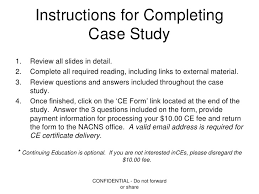 case study examples medical Buy