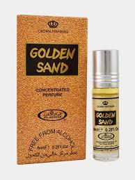 Арабские <b>масляные духи Al Rehab Golden</b> Sand 6 мл с доставкой ...