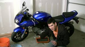 <b>Motorcycles</b> : How to Change the <b>Oil</b> in a <b>Motorcycle</b> - YouTube