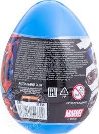 Купить Игрушка <b>Autogrand Машина</b> в яйце в ассортименте с ...