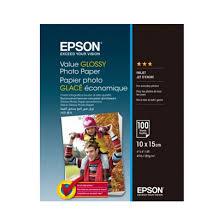 <b>Фотобумага EPSON Value Glossy</b> Photo Paper 10x15 100sheets ...