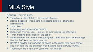 how to write an essay the guide that if you actually care will  mla style general guidelines typed on a white  by  in sheet