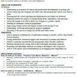 nursery nurse cover letter Career Cover Letter