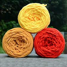 Crafts Knitting Scarf Yarn The Best Colours to Choose from 100g ...
