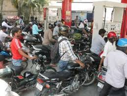 Image result for Petrol Price Up By 42 Paisa/Litre, Diesel By Rs. 1.03