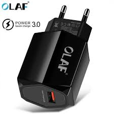 <b>OLAF</b> Quick Charge 3.0 <b>USB</b> Charger For Mobile Phone <b>5V 2.4A</b> ...